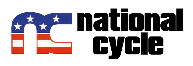 1984 логотип National Cycle