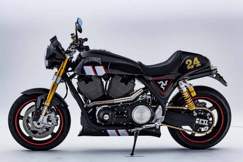 2013 Hesketh 24 TT