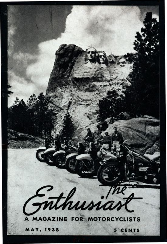1938 Enthusiast Cover