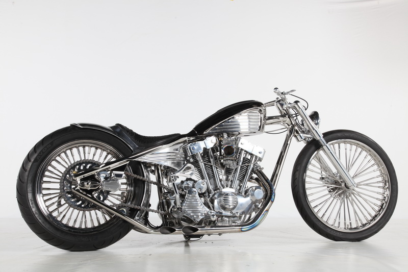 1) Фристайл Suicide Customs, Rumble Racer - Япония