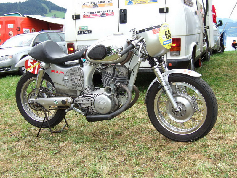 1954 PUCH 250 SGSS