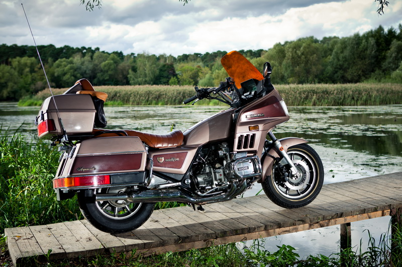 1985 Goldwing GL1200A