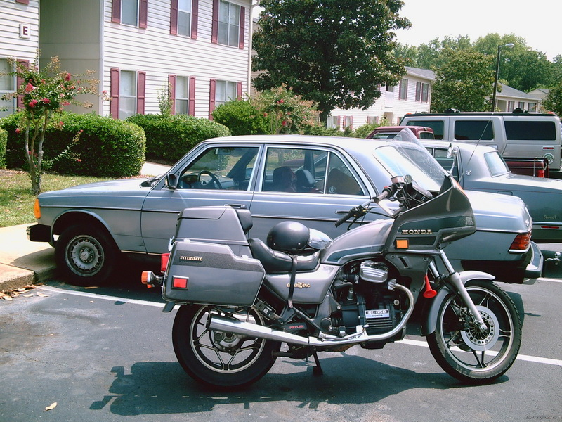 1983 Honda GL 650 Silverwing Interstate
