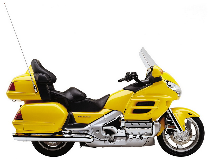 2001 Honda GoldWing GL1800a