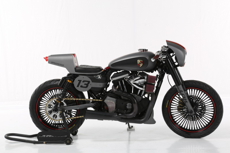 Mod H-D 2nd , Lord Drake Kustoms - Speedster