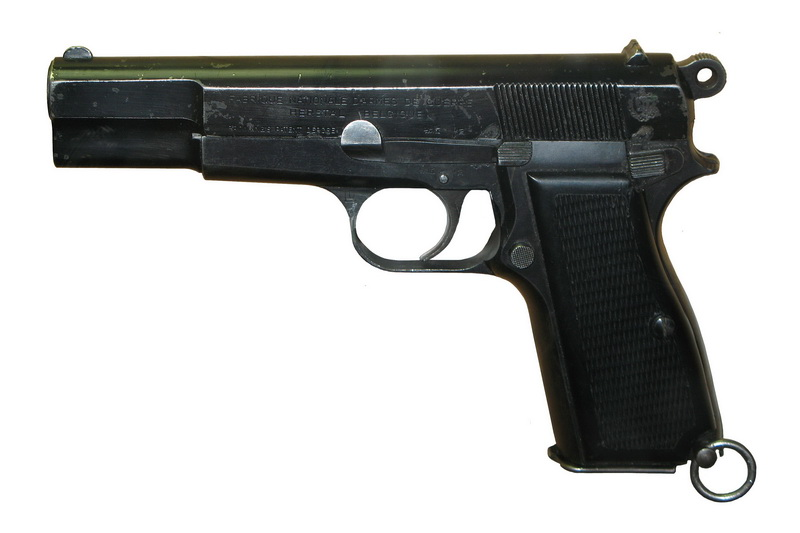 Пистолет FN Browning Hi-Power