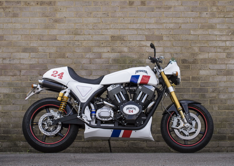 2013 Hesketh 24