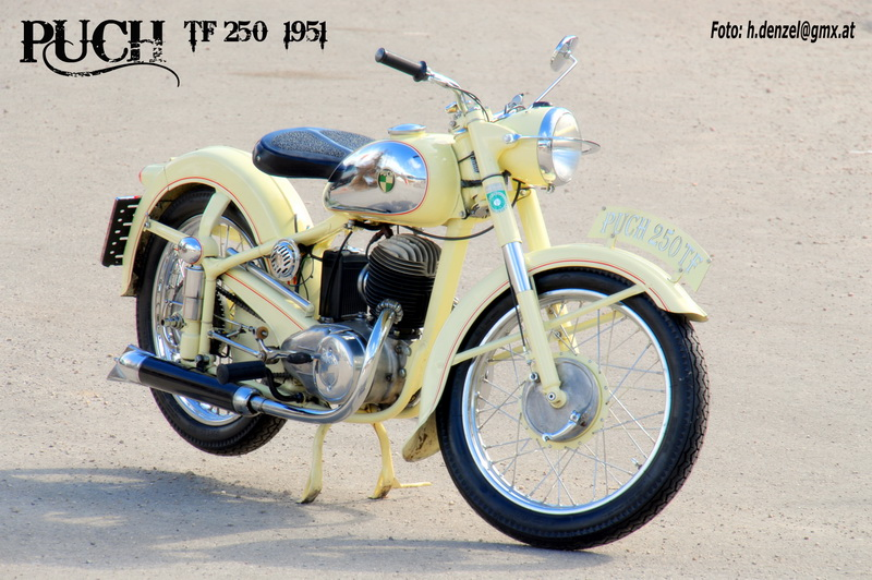 1950 Puch 250 TF