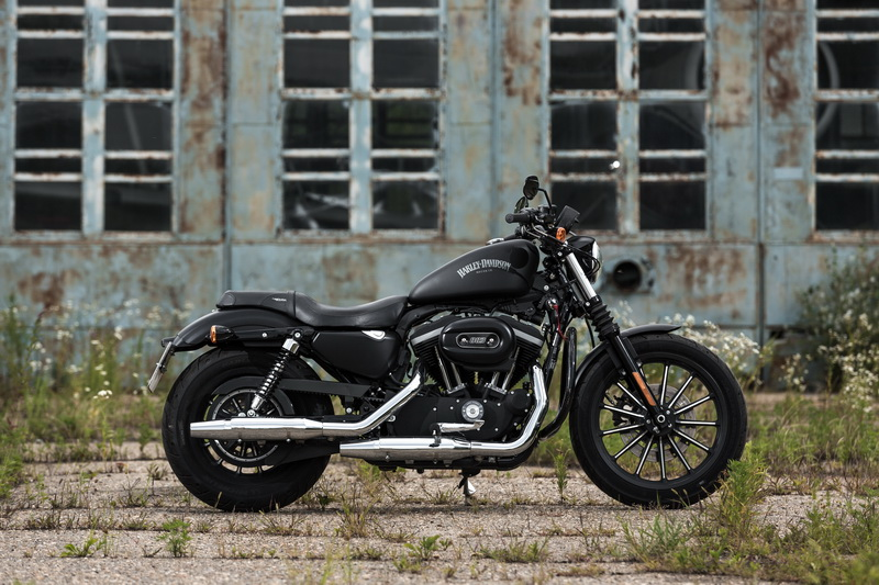H.-D. Sportster 883 Iron