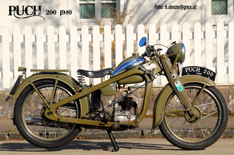 1940 Puch 200